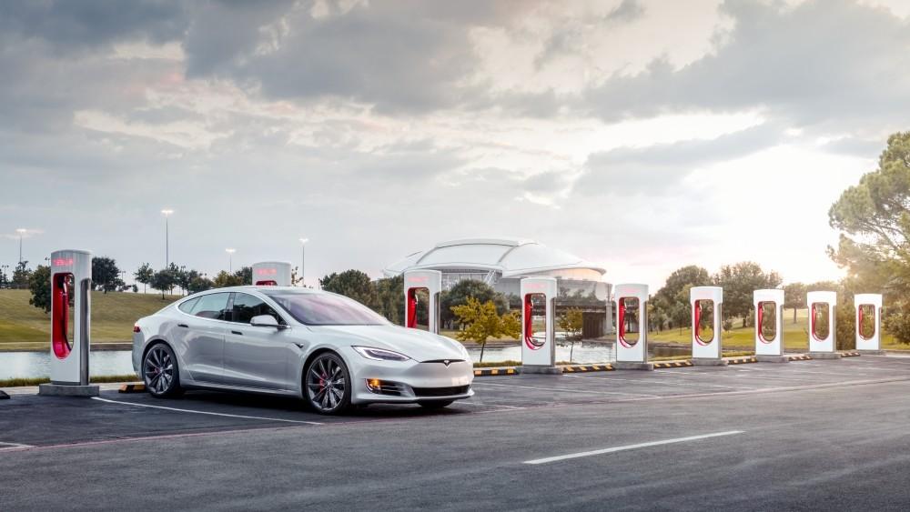 Arlington TX Supercharger i Model S