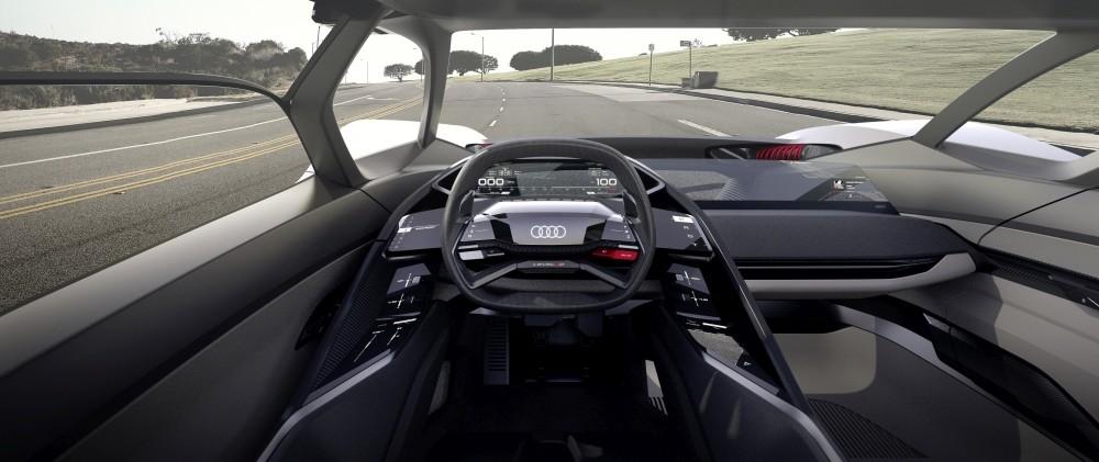 Render Audi PB18 e-tron