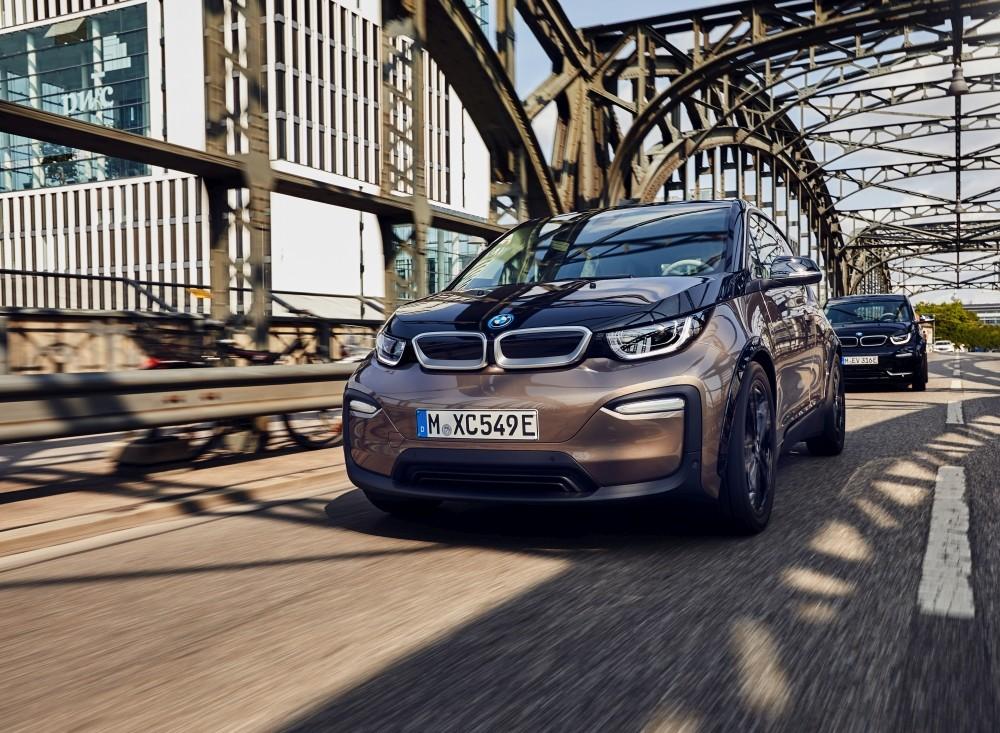 BMW i3 2019 - przód