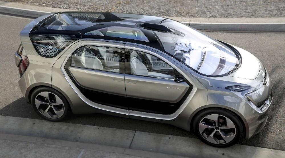 Chrysler Portal koncept - góra