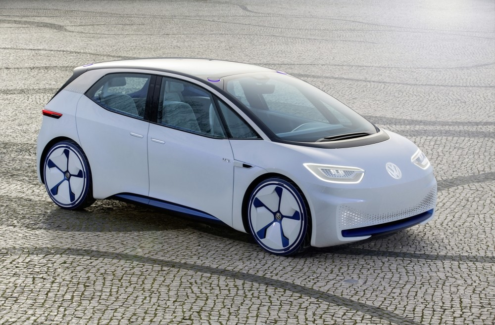 Volkswagen ID. NEO koncept - bok