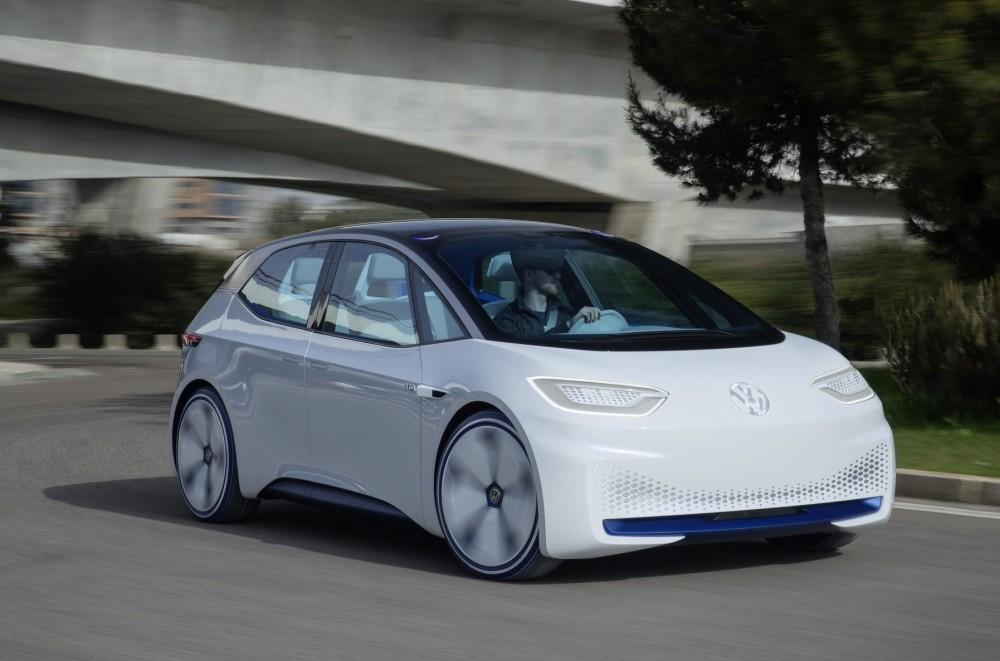 Volkswagen ID. NEO koncept - przód