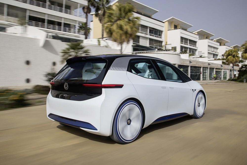 Volkswagen ID. NEO koncept - tył