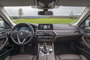 BMW 530e iPerformance - galeria