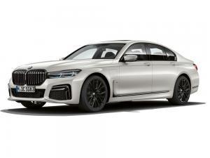 BMW 745e - galeria