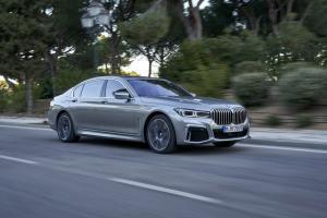 BMW 745Le xDrive - galeria