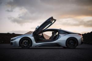 BMW i8 Coupe - galeria