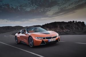 BMW i8 Roadster - galeria