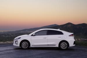 Hyundai Ioniq Electric - galeria