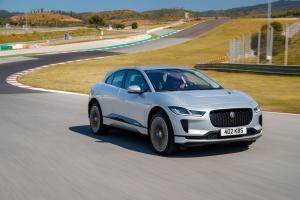 Jaguar I-Pace - galeria