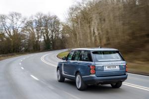 Land Rover Range Rover PHEV SWB - galeria