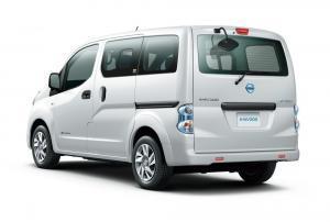 Nissan E-NV200 - galeria