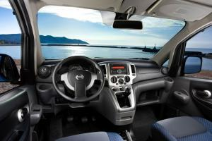 Nissan E-NV200 Evalia - galeria