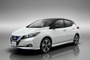 Nissan Leaf e+ - galeria