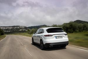 Porsche Cayenne E-Hybrid - galeria
