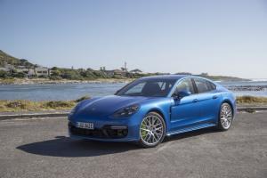 Porsche Panamera 4 E-Hybrid - galeria
