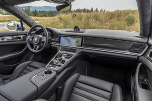 Porsche Panamera Turbo S E-Hybrid - galeria