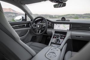 Porsche Panamera Turbo S E-Hybrid Sport Turismo - galeria