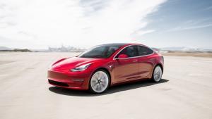 Tesla Model 3 Performance - galeria