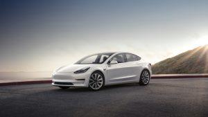 Tesla Model 3 Standard Range Plus - galeria