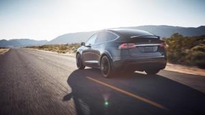 Tesla Model X Ludicrous Performance - galeria