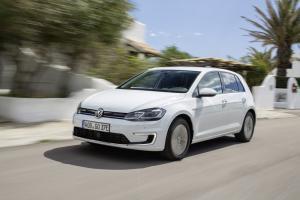 Volkswagen e-Golf - galeria
