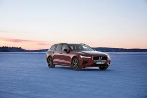 Volvo V60 T8 Twin Engine - galeria