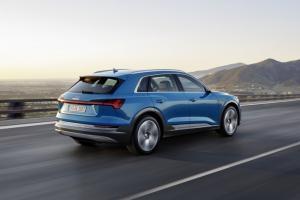 Audi e-tron 55 quattro - galeria