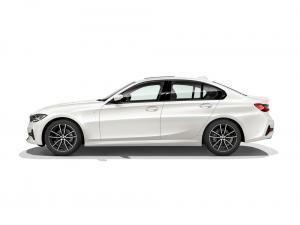 BMW 330e - galeria