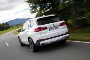 BMW X5 xDrive45e - galeria
