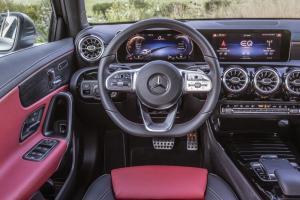 Mercedes A 250 e - galeria