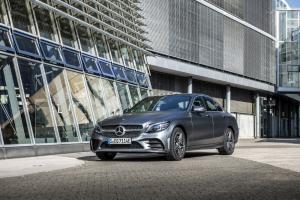 Mercedes C 300 e - galeria