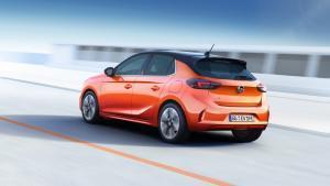 Opel Corsa-e - galeria