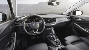 Opel Grandland X Hybrid4 - galeria