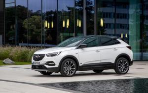 Opel Grandland X Hybrid - galeria