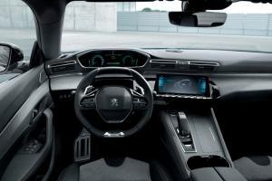 Peugeot 508 Hybrid - galeria