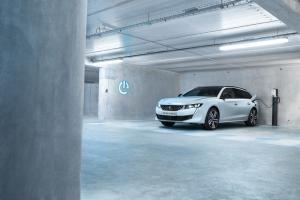 Peugeot 508 SW Hybrid - galeria