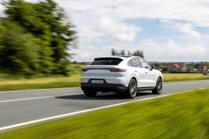 Porsche Cayenne E-Hybrid Coupe - galeria