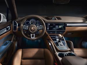 Porsche Cayenne Turbo S E-Hybrid Coupe - galeria