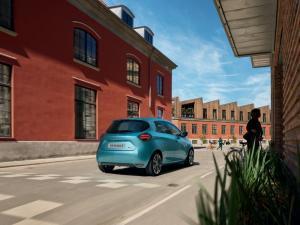 Renault Zoe R135 - galeria