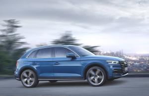 Audi Q5 50 TFSI e quattro - galeria