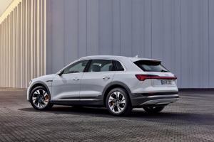 Audi e-tron 50 quattro - galeria