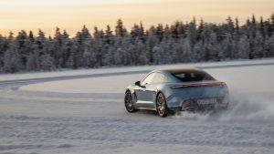 Porsche Taycan 4S - galeria