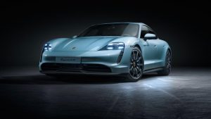 Porsche Taycan 4S Performance Plus - galeria